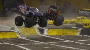 100 Monster Trucks San Antonio TX Highlights Jam 2019 YouTube