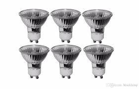2017 pack of 6 50 watt gu10 halogen bulb 220 volt 50w gu10 halogen