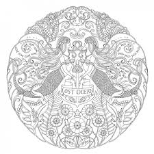 Are Grown Up Coloring Books The Future Of Publishing Flavorwire