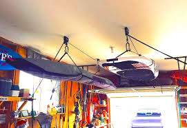 Kayak Ceiling Hoist Pulley by Sup And Surfboard Ceiling Hoist Storeyourboard Com