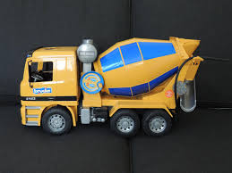 Find More Bruder Cement Mixer Truck, Great Shape, Has Real Working ... Concrete Mixer Toy Truck Ozinga Store Bruder Mx 5000 Heavy Duty Cement Missing Parts Truck Cstruction Company Mixer Mercedes Benz Bruder Scania Rseries 116 Scale 03554 New 1836114101 Man Tga City Hobbies And Toys 3554 Commercial Garbage Collection Tgs Rear Loading Mack Granite 02814 Kids Play New Ean 4001702037109 Man Tgs Mack 116th Mb Arocs By