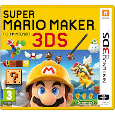super mario maker for nintendo 3ds super mario bros 3d motion
