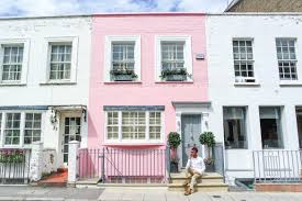 100 Notting Hill Houses London LaVoyage