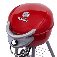 review char broil tru infrared patio bistro electric grill red