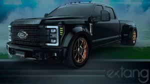 100 Built For Trucks D Bringing Seven Custom FSeries To SEMA