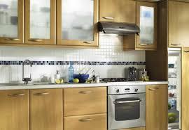cuisine bois blanchi cuisine bois design facade meuble cuisine bois brut leroy merlin