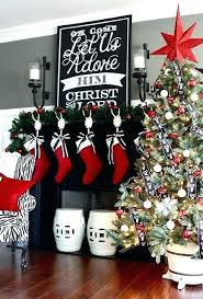 Black Christmas Tree Decorations S Themes And White Decoration Ideas Silver