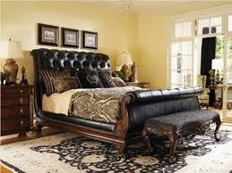 Porter King Sleigh Bed by Sleigh Bed King Size Oak U2014 Buylivebetter King Bed Black Leather