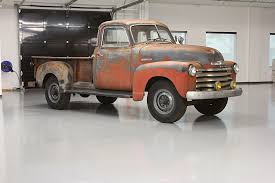 1949 Chevrolet 3100 - Installing Modern Suspension In An Early Chevy ... 1951 Chevy Truck No Reserve Rat Rod Patina 3100 Hot C10 F100 1957 Chevrolet Series 12 Ton Values Hagerty Valuation Tool Pickup V8 Project 1950 Pickup Youtube 1956 Truck Ratrod Shoptruck 1955 Shortbed Sold 1953 Pick Up Seven82motors Big Block Hooked On A Feeling 1952 Truck Stored Original The Hamb 1948 Project 1949 Installing Modern Suspension In An Early Classic Cars For Sale Michigan Muscle Old