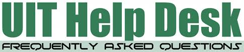 Unt Faculty Help Desk by Frequently Asked Questions University Information Technology