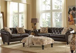 Cindy Crawford Fontaine Sectional Sofa shop for a cindy crawford home meredith taupe 5 pc living room at