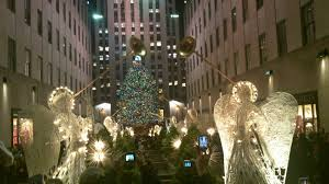 Rockefeller Plaza Christmas Tree Live Cam by Merry And Bright Christmas In Nyc