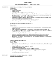 Construction Electrician Resume Samples | Velvet Jobs Iti Electrician Resume Sample Unique Elegant For Free 7k Top 8 Rig Electrician Resume Samples Apprenticeship Certificate Format Copy Apprentice Doc New 18 Electrical Cv Sazakmouldingsco Samples Templates Visualcv Pdf Valid Networking Plumber Jameswbybaritonecom Journeyman Industrial Sample Resumepanioncom Velvet Jobs