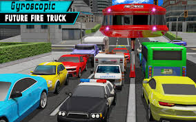 100 Free Fire Truck Games Futuristic Gyroscopic Rescue Driving Free Download Of