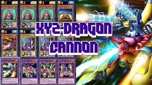 xyz cannon deck yugioh duel links xyz cannon 1st place wcq yugioh duel links