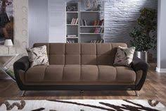 Istikbal Sofa Bed London by Luna Sofa Sleeper In Fulya Brown By Istikbal Sofa Beds By