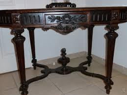 bureau napoleon 3 table d époque napoléon iii pour bureau artisans du patrimoine