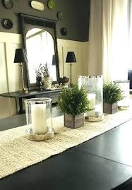 Rustic Dining Table Centerpiece Ideas Centerpieces Room Tables Kitchen And