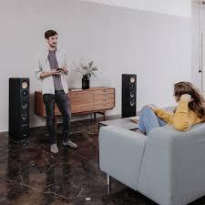 pin op stereo lautsprecher stereoanlage