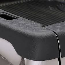 ultimate diamondback textured bed rail caps