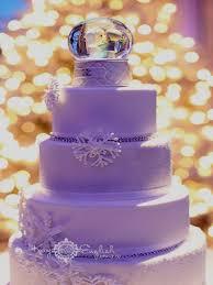 Winter Wedding Cake Ideas 2017
