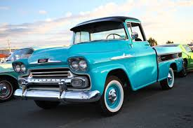 100 55 Chevy Trucks For Sale History 1918 1959