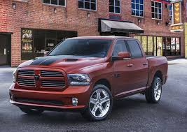 100 Ram Pickup Trucks Two Special Edition Pickup Trucks Roll Into The Windy City