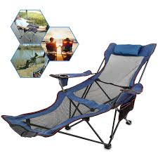 Happybuy Blue Folding Camp Chair With Footrest Mesh Lounge Chair With Cup  Holder And Storage Bag Reclining Folding Camp Chair For Camping Fishing And  ... Coreequipment Folding Camping Chair Reviews Wayfair Ihambing Ang Pinakabagong Wfgo Ultralight Foldable Camp Outwell Angela Black 2 X Blue Folding Camping Chair Lweight Portable Festival Fishing Outdoor Red White And Blue Steel Texas Flag Bag Camo Version Alps Mountaeering Oversized 91846 Quik Gray Heavy Duty Patio Armchair Outlander By Pnic Time Ozark Trail Basic Mesh With Cup Holder Zanlure 600d Oxford Ultralight Portable Outdoor Fishing Bbq Seat Revolution Sienna