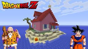 100 Kames House Minecraft Tutorial How To Make Kame Dragonball Z