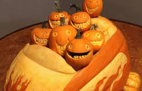 Electric Pumpkin Carving Saw by 2015 Pumpkin Carving Contest Winners This Old House