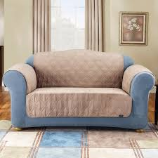 Kohls Pet Chair Covers by Sure Fit Furniture Friend Faux Suede Pet Covers