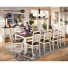 Cottage Dining Table And Chairs Country Sets Style