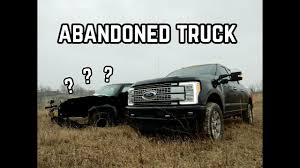 100 Diesel Vs Gas Trucks I FOUND AN ABANDONED TRUCK And Want To Build It VS V8