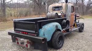 1940 Chevy 1-1/2 Ton Dump Truck Rat Rod - YouTube