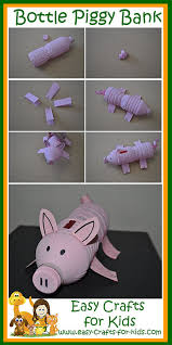 Step By Instructions For Farm Animal Craft