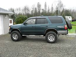 Please Help! Lift Recommendations 1998 Limited 4WD - Toyota 4Runner ...