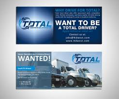 100 Truck Drivers Wanted Driver Flyer