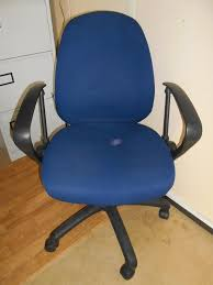 Blue Upholstered Office Swivel Computer Chair With Arms. Adjustable Height  & Back | In Doncaster, South Yorkshire | Gumtree 90 Off Blue Upholstered Office Chair Chairs Heydon Fully Upholstered Office Chair No Arms Jk Fniture Baldridge Swivel Desk Bernie Phyls Wicker Midback Walnut Wood Conference In Black Leather Homestead Lacquered Lorry Modern Classic Beige Cedar Armrest Amazoncom Bankers With Arms Adjustable Height Mentor Office Chair Nuans Smudge Buckeye Rockers Deck With Solid Art Inc Contemporary Casters