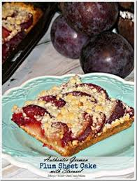 Authentic German Plum Cake With Streusel Recipe Perfect For Fall