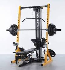 squat rack cable in New South Wales