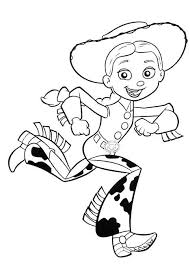 Jessie Toy Story Coloring Pages 20 125 Best Images About Disney On Pinterest