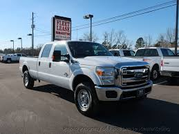 100 Ford 350 Truck 2014 Used Super Duty F SRW Crew Cab 4WD Long Bed