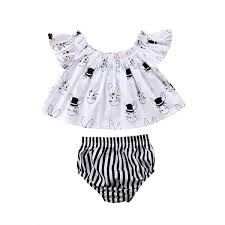 Detail Feedback Questions About 2Pcs Suspend Baby Girl Clothes
