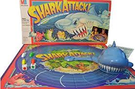 Shark Attack Board Games