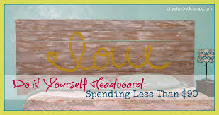 Do It Yourself Headboard Upholstered Headboards We Love 100