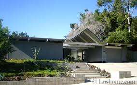 Mid Century Modern House Designs Photo by Mid Century Modern House Exteriors Distinct Roof Design For