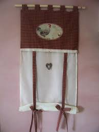 rideau brise bise style cagne motif collection et rideaux de