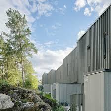 100 Terraced House Design Vertical Wooden Slats Cover Arklabs Terraced Housing Scheme In Sweden