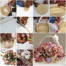 DIY Rope Basket Project Tutorial