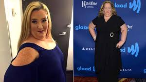 Lauryn Pumpkin Shannon Instagram by Mama June Has Lost So Much Weight That Her Kids U201cdon U0027t Even